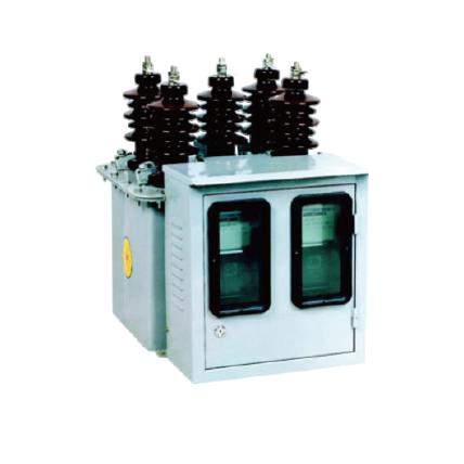 JLS系列油浸式高压电力计量箱(三相三线二元件制)