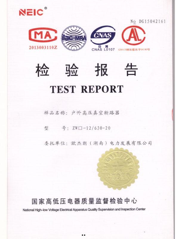 ZW□-12/630-20检验报告-1